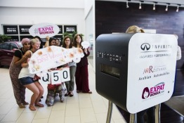 Were you Ex-Papped at our Infiniti Event?