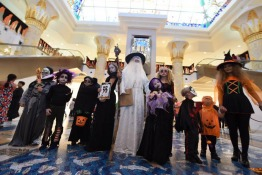Head To Wafi Mall And Get Spooky This Halloween