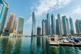 You Know You Live in Dubai Marina When…