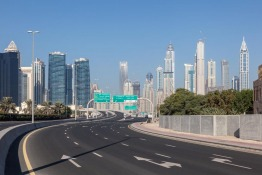 Dubai Drivers Will Soon Be Rewarded For Following The Speed Limits