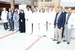 American Hospital Dubai Welcomes High-ranking Kuwait Officials