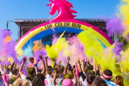 Dream in Color At The Color Run in Dubai This November