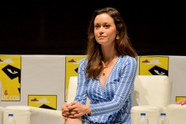 Summer Glau Glows at MEFCC