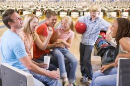 Bowling in Oman