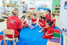 Nurseries in Dubai: A Guide to Settling in to Nursery Life