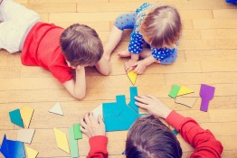 Play-based Learning as the Building Blocks to Mastering STEAM