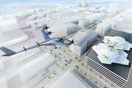 RTA Teams Up With Uber to Bring Flying Taxis to Dubai