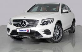2018 Mercedes GLC250 AMG Coupe 4Matic FSH Warranty – November / 2022 / 150,000kms