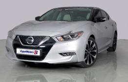 2018 Nissan Maxima 3.5 SR CVT Midnight Edition – Dealer Warranty: 2023/Unlim – Service: 2021/50k