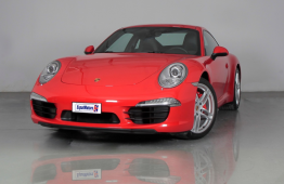 2013 Porsche Carerra 3.4 F6 350bhp RWD – Dealer Warranty – FSH – GCC