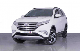 SUMMER OFFER • 0% DP • AED 1,150 PM • 2020 Toyota Rush 1.5 EX • 7 Seater • FDSH • GCC • Warranty