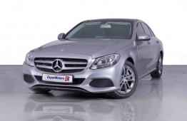 SUMMER OFFER • 1,650 PM • 0% DP • 2016 Mercedes Benz C200 2.0TC I4 RWD 184bhp • GCC • Warranty
