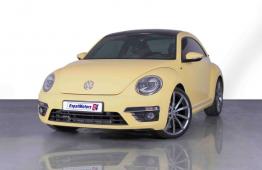 SUMMER OFFER • 0% DP • 1,400 PM • 2016 Volkswagen Beetle R-Line 2.0T 210bhp • Dealer Warranty • GCC