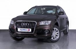 SUMMER OFFER • 0% DP • 1,650×36 PM • 2014 Audi Q5 2.0T Quattro 220bhp • GCC • Warranty