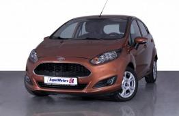 SUMMER OFFER • 0% DP • 650×48 PM • 2017 Ford Fiesta Ambiente 1.6l 120bhp • GCC • Warranty