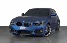 SUMMER OFFER • 0% DP • 1,900×60 PM • 2018 BMW 125i M-Sport Hatchback 214bhp • GCC • Warranty/Service