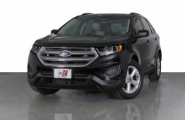 EXCLUSIVE OFFER • 0% DP • 1,300 PM • 2016 Ford Edge 3.5 V6 280bhp • GCC • Warranty