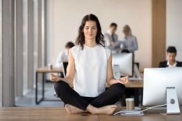 6 Things That Could Boost Your Wellness at Work