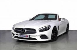 2017 Mercedes SL500 AMG 4.7 V8 455bhp Face Lift • Warranty