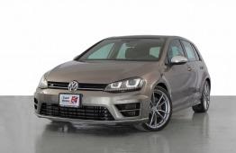 2017 VW Golf R 2.0TC I4 4WD 280bhp • GCC • FSH
