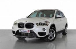 2,000x48PM • 2017 BMW X1 20i 192bhp • BMW Warranty/Service • FSH