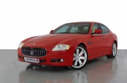 FACELIFT 2009 Maserati Quattroporte GTS 4.7 V8 RWD 440bhp • Warranty • GCC