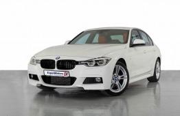 2018 318i M-Sport Saloon • GCC • Warranty