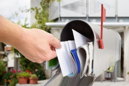 Mail delivery & Post in KSA