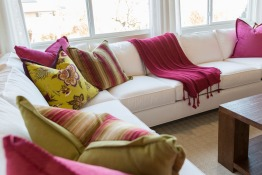 Add Colour to Your Sofa with These 5 Cushions