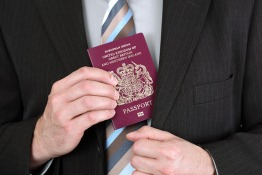 British Passport Renewal in Dubai