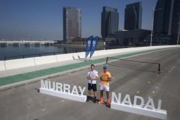 Mubadala World Tennis Championship 10th Edition Draw Announced