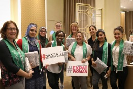 In Pictures: See Dubai with Santa Fe