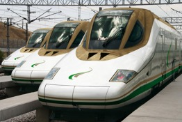 Haramain Train To Start Service In Saudi Arabia In September