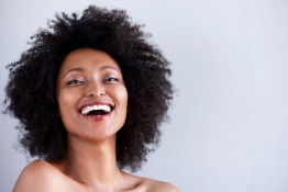 How to Grow Out Your Natural Hair After Damage Done by Relaxer