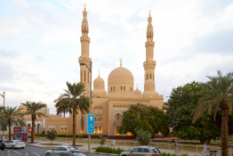 UAE Mosques Can Now Accommodate Up To 50% Capacity