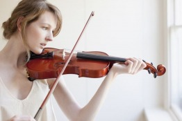 Violin Classes in Dubai | Melodica Music and Dance Institute Dubai