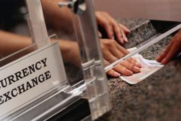 Money Exchange in Dubai