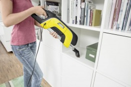 This New Compact Vacuum Cleaner Fits in Your Cupboard