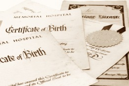 Birth Certificate Oman