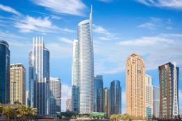 JLT Almas Tower in Dubai