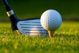 Golfing in Kuwait