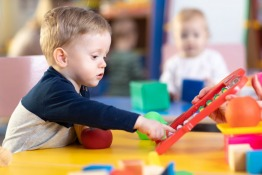 Supporting Schematic Learning in the Early Years Foundation Stage