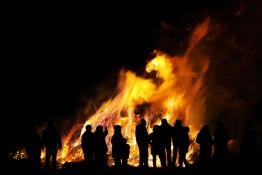 Bonfire Night in Dubai and UAE