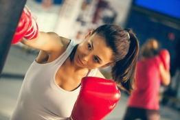 Benefits of boxing for body and mind