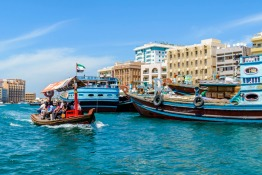 5 Places You Can Enjoy an Abra Ride in Dubai