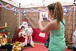 In Pictures: The ExpatWoman Festive Family Fair
