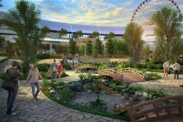 Cityland Mall Preview: Dubai's New Nature-Inspired Shopping Mall