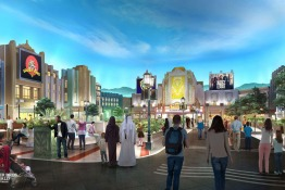 In Pictures: First Look at Abu Dhabi's Warner Bros Theme Park