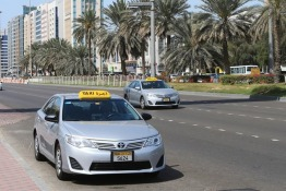 Abu Dhabi to Increase Taxi Fares