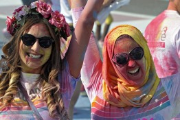 In Pictures: The Color Run 2014